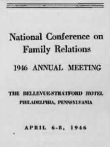 1946 program cover