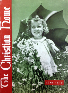 Read a report from the 1947 conference account published in The Christian Home, June 1948