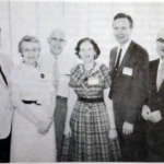 David Mace and colleagues at the 1962 NCFR Conference