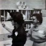 Frances Jordan and Ruth Hoeflin