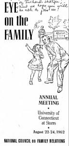 1962 program cover