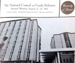 1963 program cover