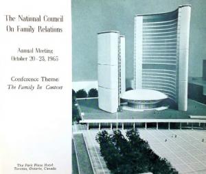 1965 program cover