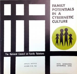 1966 conference program