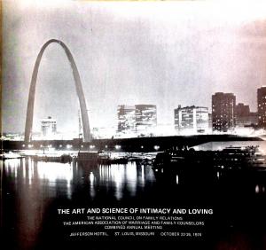 1974 conference program