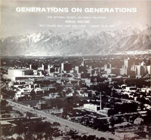 1975 conference program