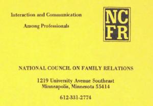 1977 membership brochure
