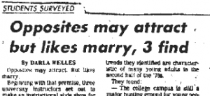 Read news coverage of the 1977 NCFR conference