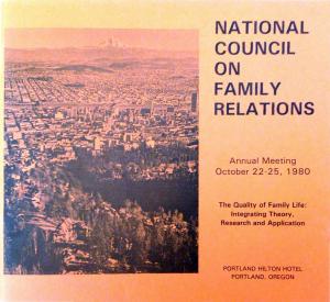 1980 Conference Program