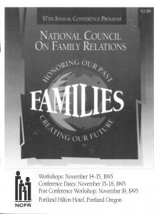 1995 conference program