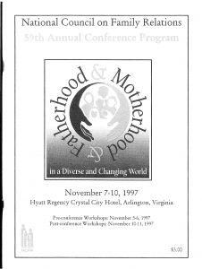 1997 conference program