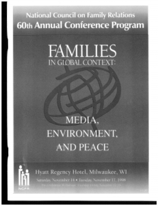 1998 conference program
