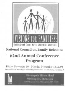 2000 conference program
