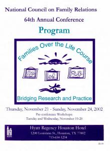 2002 conference program