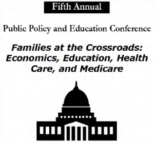 Read the 2004 Public Policy and Education Conference program