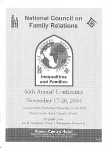 2004 conference program