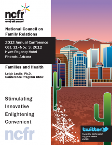 2012 conference program
