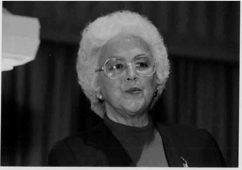 Margaret Arcus