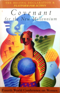 Covenant for a New Millennium - 4th World Conference on Women