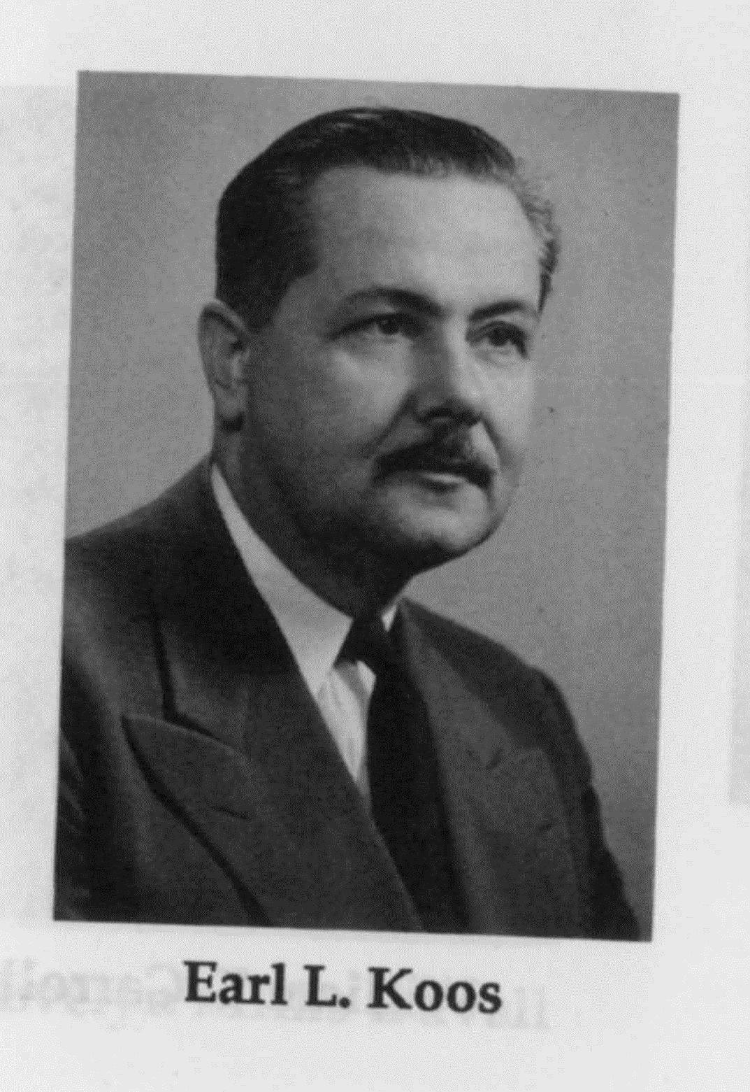 Earl Koos