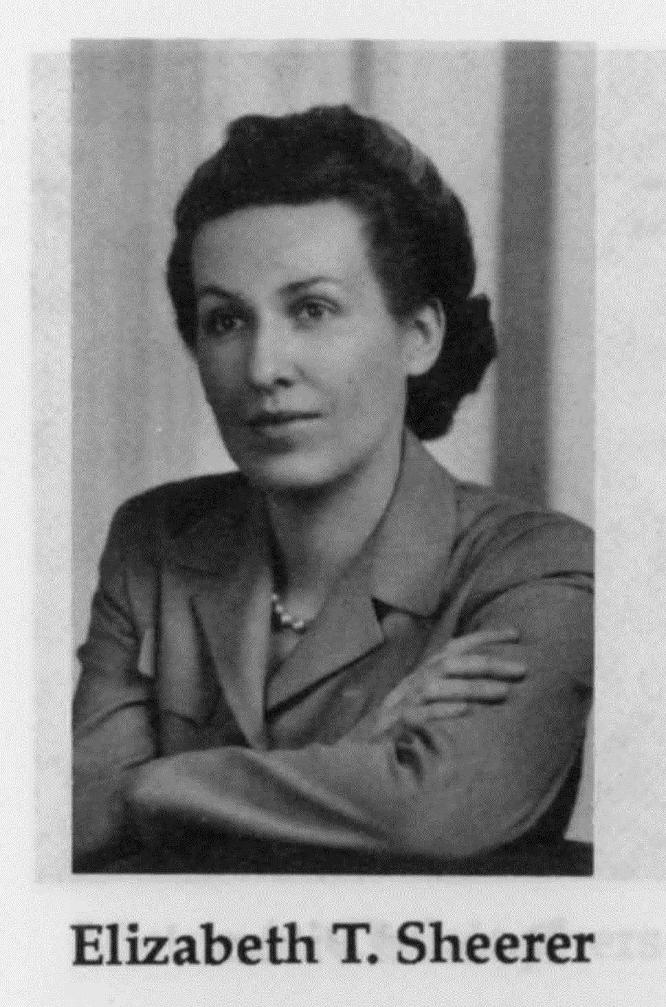 Elizabeth Sheerer