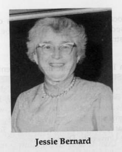 Jessie Bernard