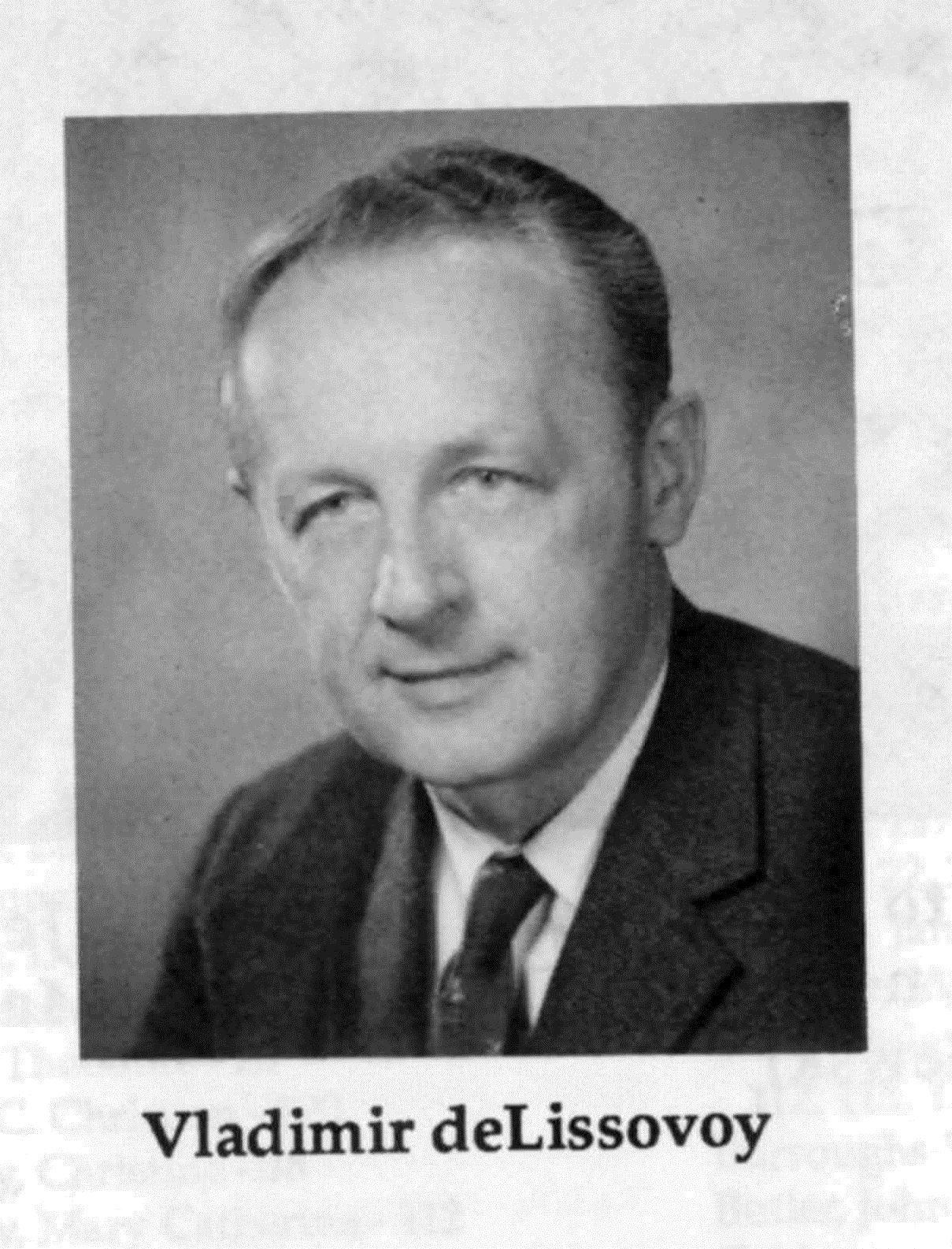 Vladimir de Lissovoy