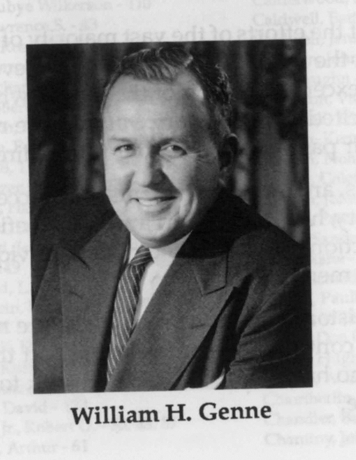 William Genne