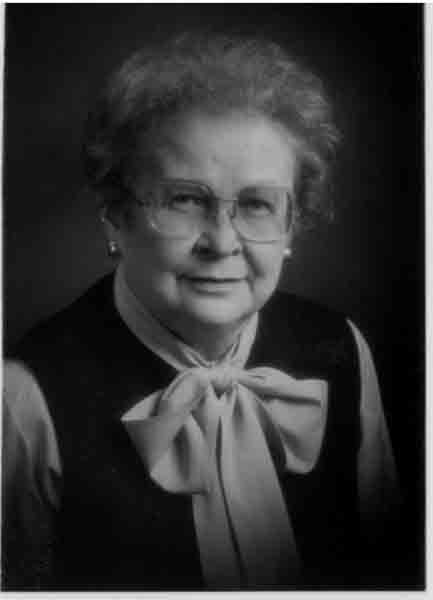 Margaret Bubolz