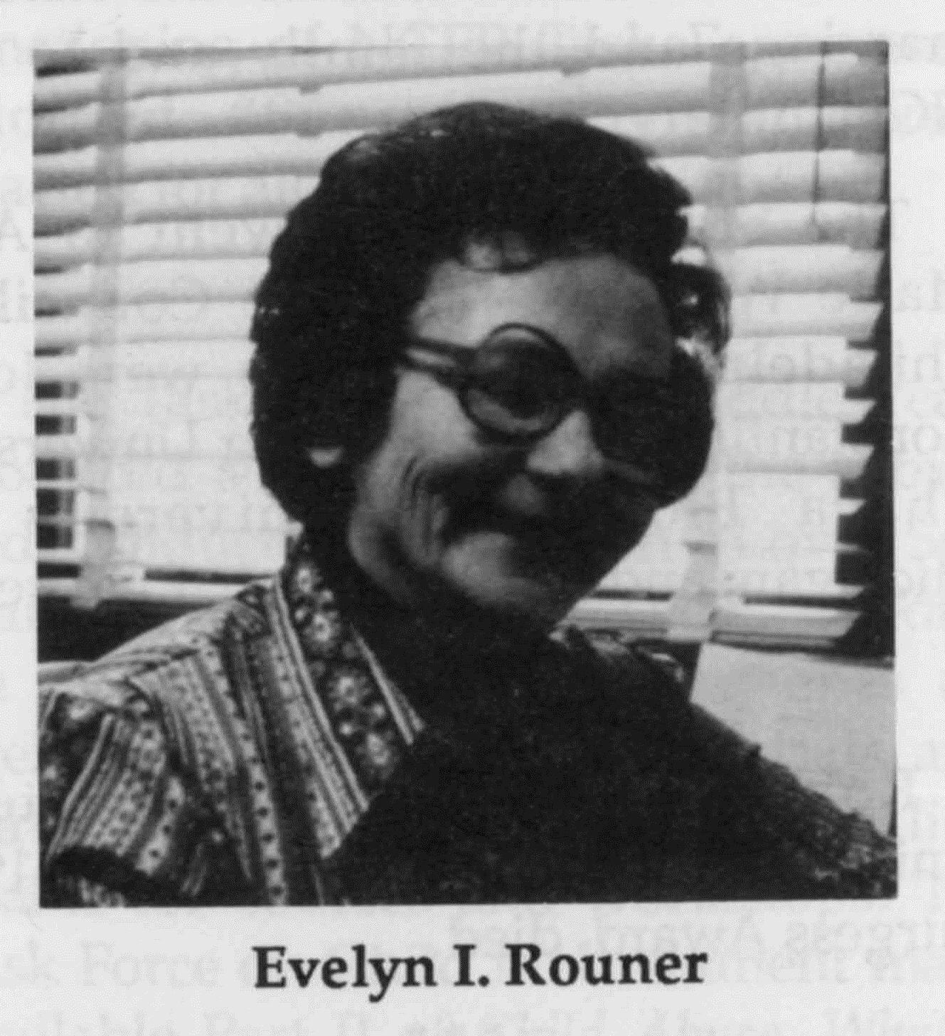 Evelyn Rouner