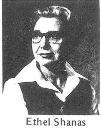 Ethel Shanas