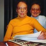 1997 – Margaret Feldman hosts Mary Jo Czaplewski in Washington D.C.
