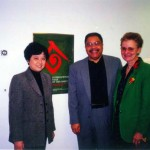 2002- Director of the Beijing All Women's Federation visiting NCFR-Michael Benjamin and Mary Jo Czaplewski