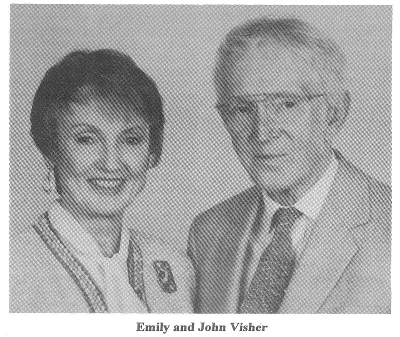 Emily and John Visher