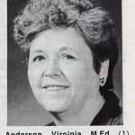 1986 03 Virginia Anderson