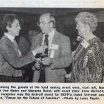1986 12 Mary Jane Van Meter Macaran Baird Alice McCarthy