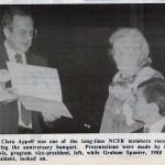 1988 12 Clar appell Robert Lewis Graham Spanier
