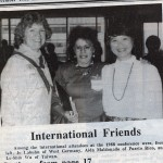 1988 12 Jo Labuhn Aida Maldonado Le-Shih Wu