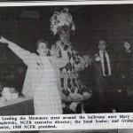 1988 12 Mary Jo Czaplewski Graham Spanier