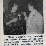 1988 12 Mimi Gavigan Mary Jo Czaplewski