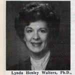 1989 03 Lynda Henley Walters
