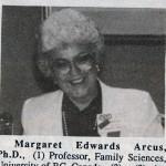 1989 03 Margaret Edwards Arcus
