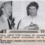 1989 12 David Olson Brent Miller