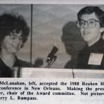 1989 12 Sara McLanahan Alexis Walker