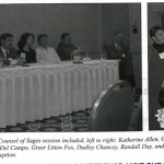 1999 12 Katherine Allen Harriette McAdoo Estella Martinez Michael Sporakowski etc
