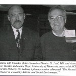 1999 12 Lou Bellamy Bill Doherty