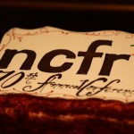2008 NCFR 70th anniversary cake