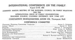 1960 program cover